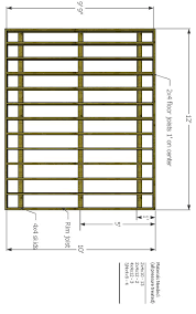 Storage Shed Plans Free 10x12 Lean To Shed Plans Lean To Shed Plans