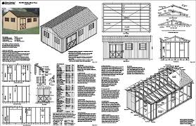 Shed from old doors: Guide 16 X 30 Shed Plans | Build Shed Diy